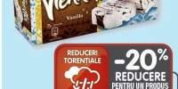 Inghetata vanilie/lichior VIenetta