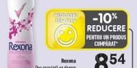 Deo spray Rexona