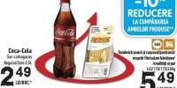 Meniu Coca-Cola + sandwich