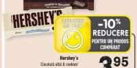 Ciocolata Hershey's