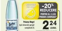 Apa minerala Poiana Negri