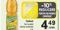Suc cu pulpa Tymbark