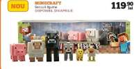 Minicraft set cu 6 figurine