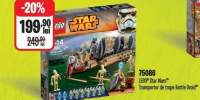 Lego 'Star Wars' transportor de trupe Battle Droid