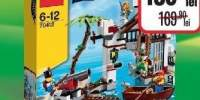 Lego Pirates Fortul soldatilor
