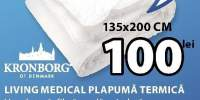Living Medical plapuma termica