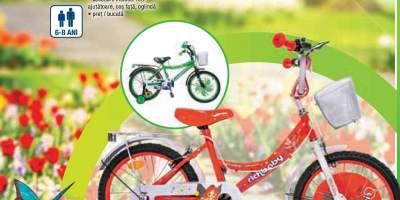 Rich bicicleta copii