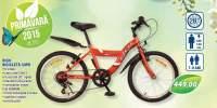 Rich bicicleta copii 6 viteze