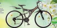 Rich bicicleta MTB