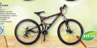Veloris bicicleta MTB 26 inci