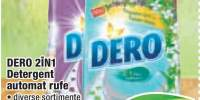 Detergent automat rufe Dero 2 in 1