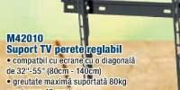 M42010 Suport TV perete reglabil