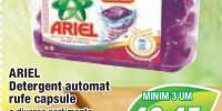 Detergent automat rufe capsule Ariel