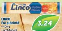 Linco foi placinta