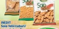 Inedit soia felii/cuburi/granule/ noodles