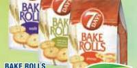 Bake Rolls paine prajita
