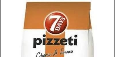 Pizzeti cu gust de branza si rosii 7Days