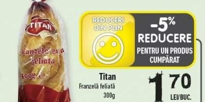 Franzela feliata Titan