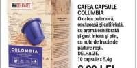 Cafea capsule Columbia Delhaize