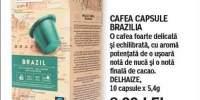 Cafea capsule Brazilia Delhaize