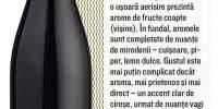 Vin Merlot Castel Huniade rosu, demisec