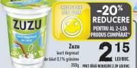 Iaurt degresat Zuzu