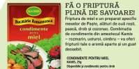 Condimente pentru miel Kamis