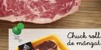 Chuck Roll de manzat Le Boucher