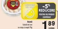 Salata de icre Acasa