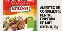 Amestec de condimente pentru friptura de miel, Kotanyi