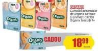 Biscuiti Organix Cereale