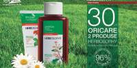 30 de lei oricare 2 produse pentru ingrijirea parului Herbosophy!