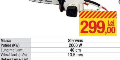 Motoferastrau electric Sterwins