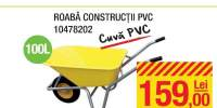 Roaba constructii PVC