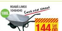 Roaba limex cuva otel zincat 100 L