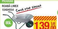 Roaba limex cuva otel zincat 85 L