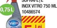 Solutie suprafete inox Vitro