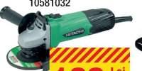 Polizor unghiular 125 milimetri 1100 W Hitachi