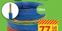 Cablu electric FY 2.5 H07 V-U 100 metri