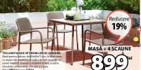Set mobilier de gradina Teglum/Fauske