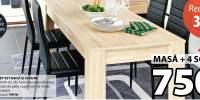 Set masa si scaune Hasle/Toreby