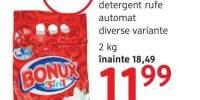 Detergent rufe automat Bonux