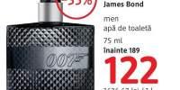 Apa de toaleta James Bond