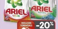 Detergent automat Spring/Color Ariel