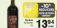 Vin Pinot Noir Vila Beciu