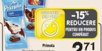 Ciocolata cu lapte/ amaruie Primola
