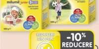 Lapte praf pentru copii Junior 1+/2+ Milupa