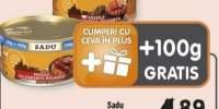 Fasole cu carnati afumati/ costita afumata Sadu