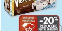 Inghetata lichior/vanilie Vienetta