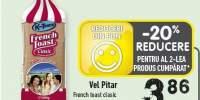 Vel Pitar French Toast Clasic